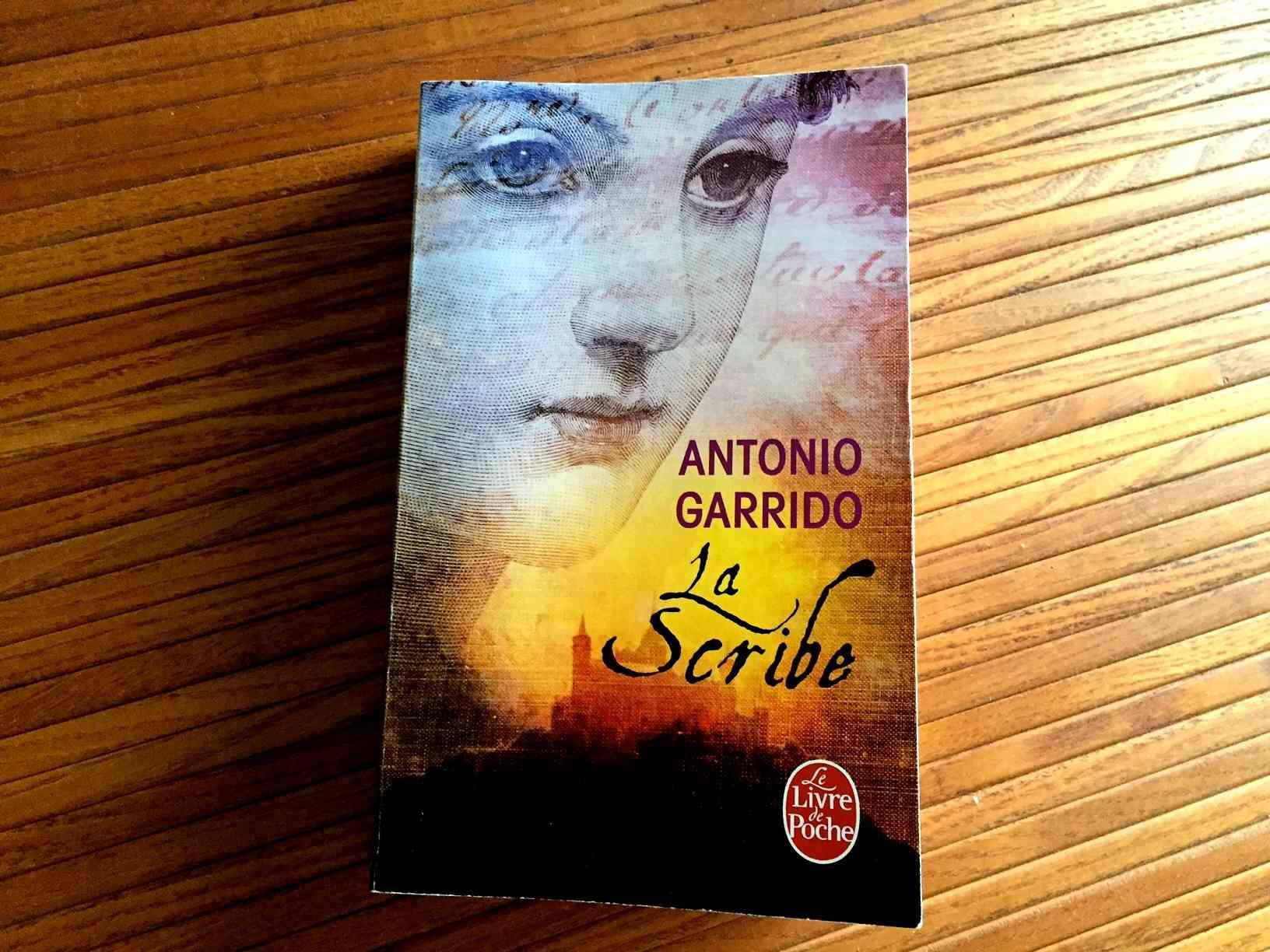 Antonio Garrido La scribe