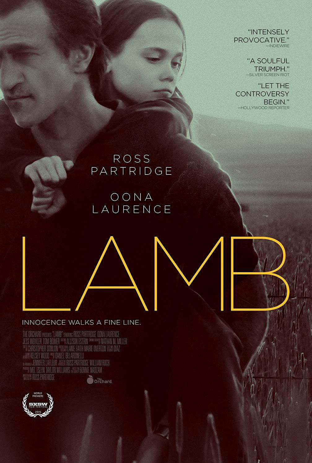Nadzam lamb-poster