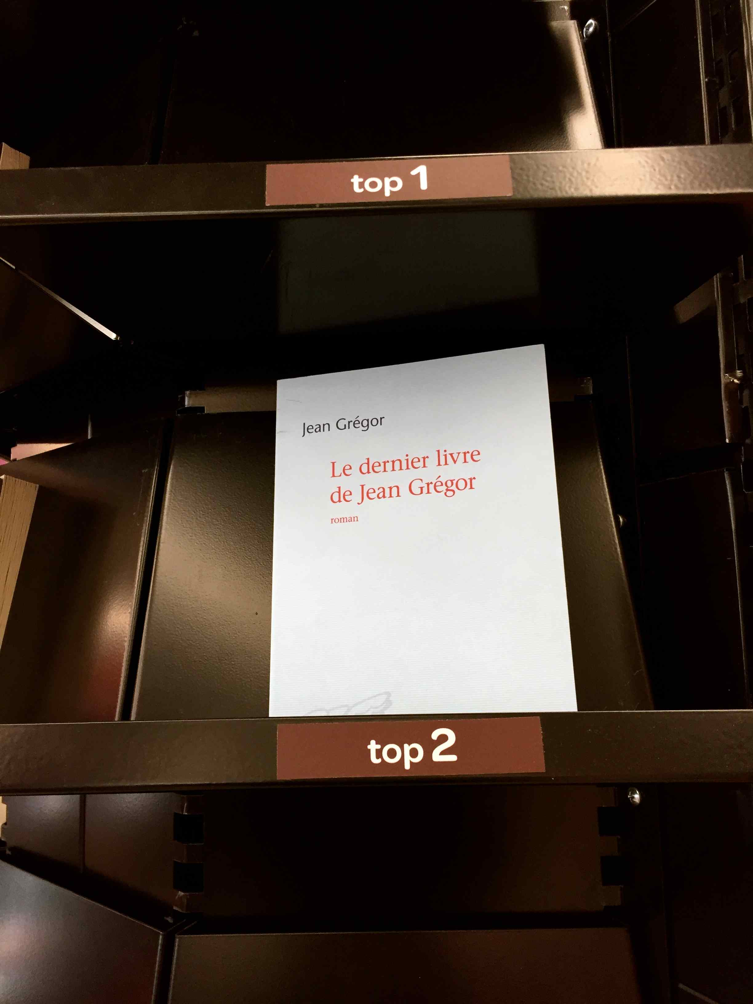 Jean Grégor, reviens !