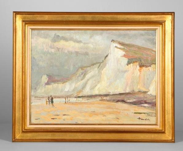 Peinture plage