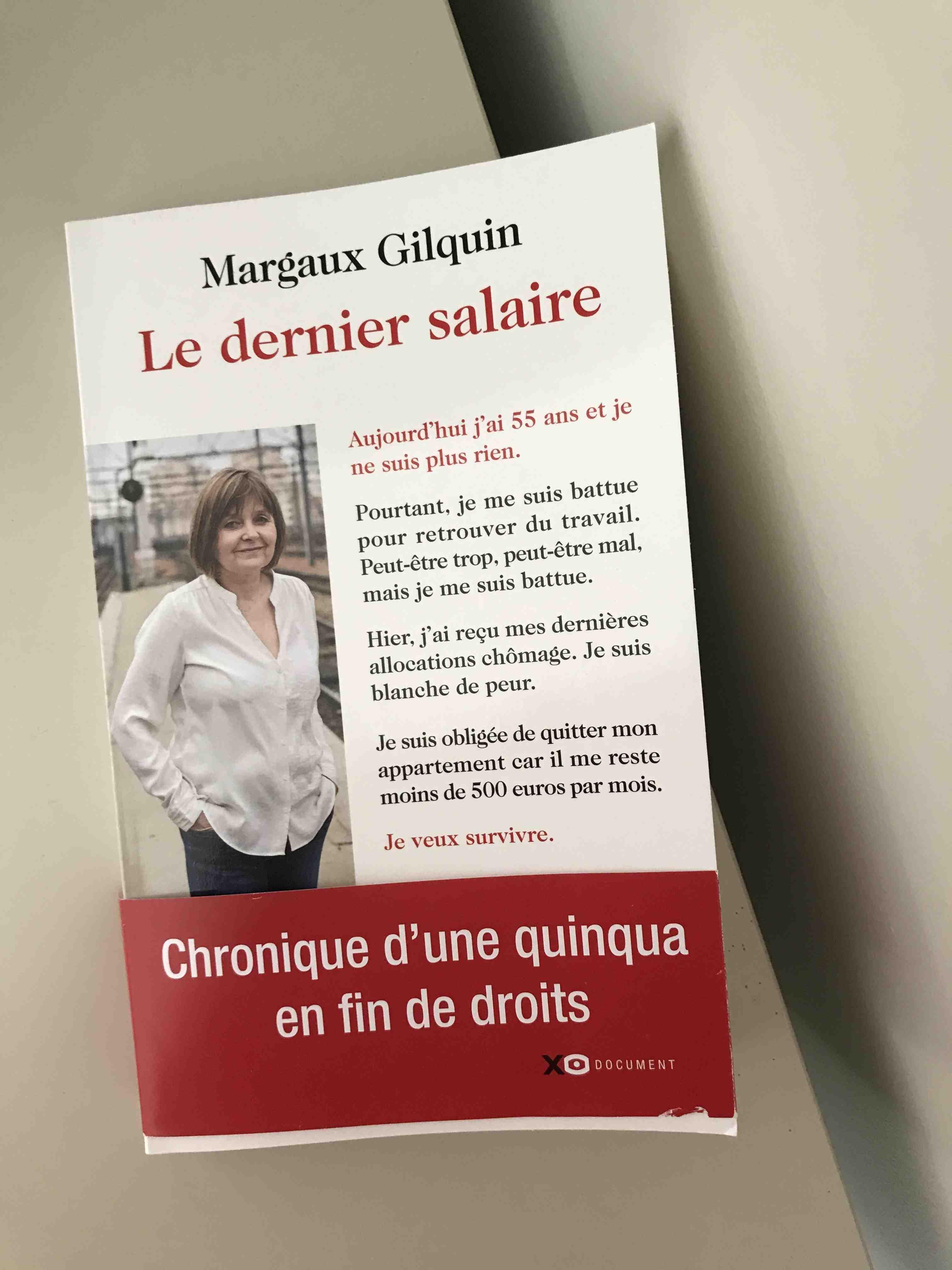 Margaux Gilquin.