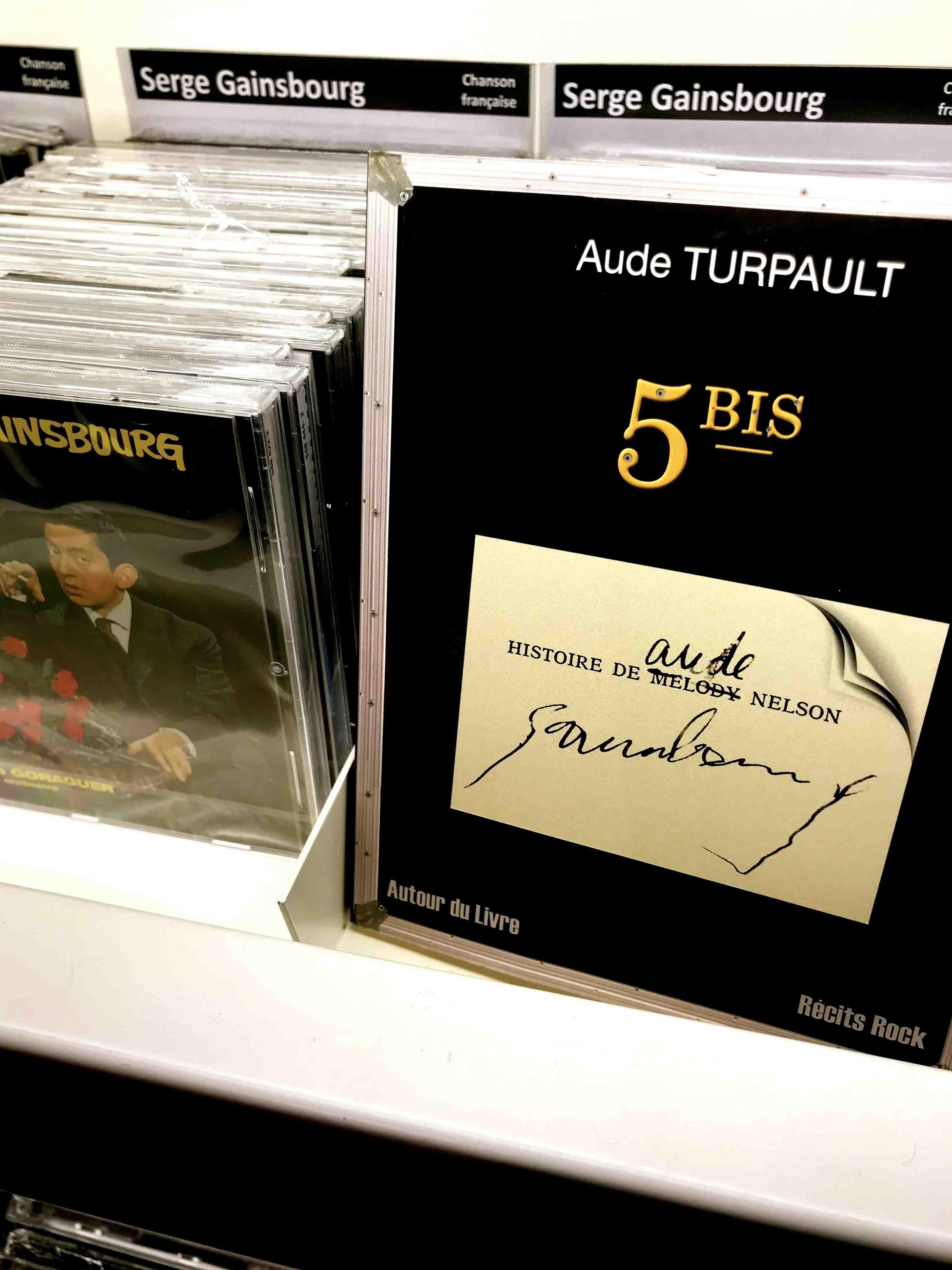 Aude Turpault.