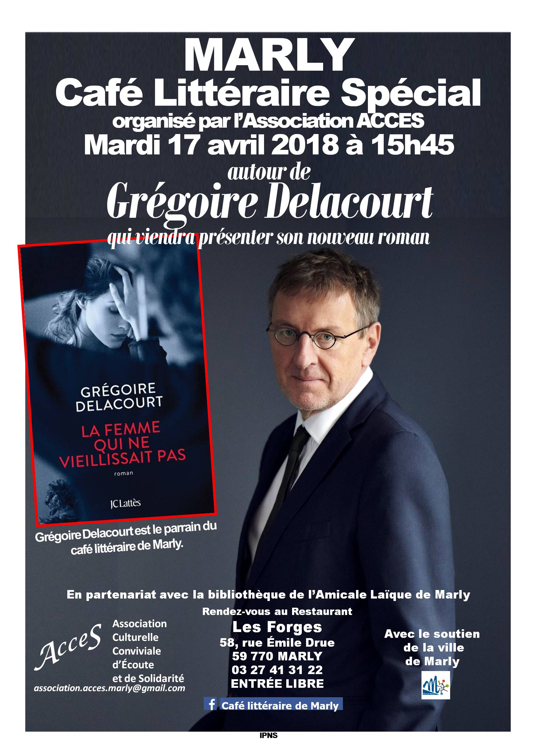 Marly Avril 17 Gregoire Delacourt 2ème
