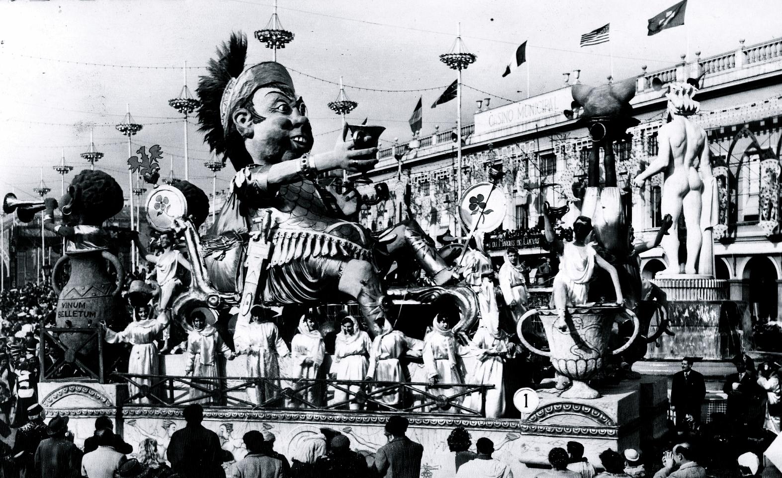 retro carnaval