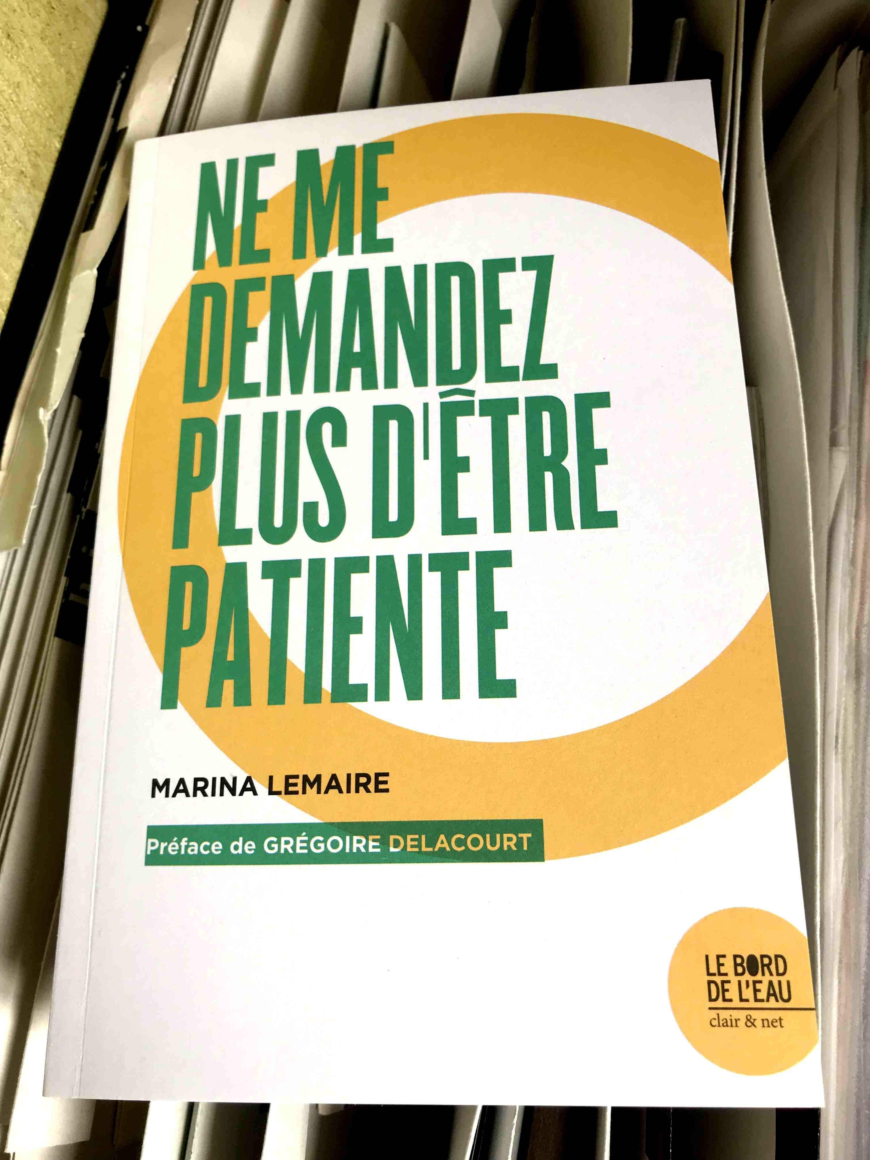 Marina Lemaire.